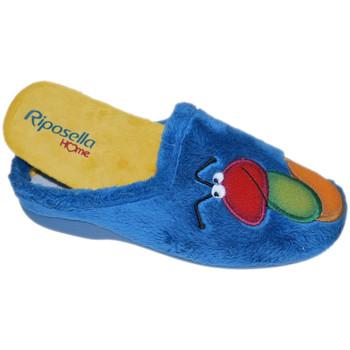 kengät Naiset Tossut Riposella RIP4593avio blu