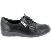 kengät Naiset Mokkasiinit Boissy Stephiel Noir Musta