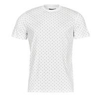 vaatteet Miehet Lyhythihainen t-paita Jack & Jones JJMINIMAL Valkoinen