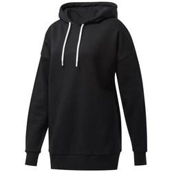 vaatteet Naiset Svetari Reebok Sport Wor Myt Oversized H Mustat