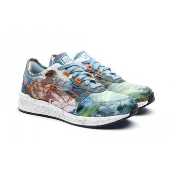 kengät Matalavartiset tennarit Asics Asics HyperGEL-LYTE x Vivienne Westwood  LIGHT STEEL/ORANGE