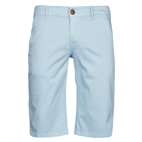 vaatteet Miehet Shortsit / Bermuda-shortsit Yurban OCINO Sininen