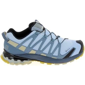 kengät Vaelluskengät Salomon XA Pro GTX Bleu Ciel Sininen