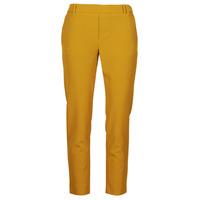 vaatteet Naiset Chino-housut / Porkkanahousut Only ONLGLOWING Keltainen
