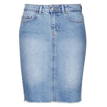 vaatteet Naiset Hame Only ONLELIZA Sininen