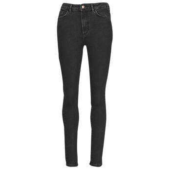 vaatteet Naiset Slim-farkut Vero Moda VMSOPHIA Harmaa / Fonce