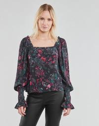 vaatteet Naiset Topit / Puserot Vero Moda VMJACKIE Laivastonsininen / Punainen