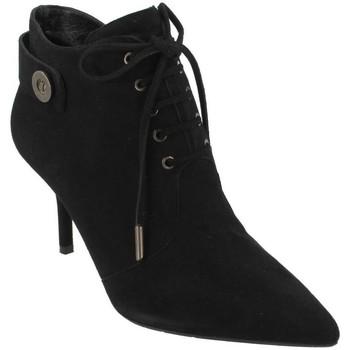 kengät Naiset Nilkkurit Durá - Durá  Negro