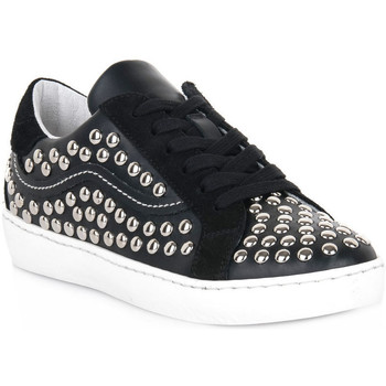 kengät Naiset Urheilukengät At Go GO 2308 GALAXY NERO Nero