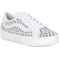 kengät Naiset Urheilukengät At Go GO 2493 GALAXY BIANCO Bianco