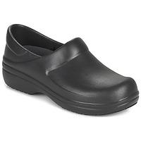 kengät Naiset Puukengät Crocs NERIA PRO II CLOG W Musta
