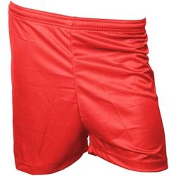 vaatteet Miehet Shortsit / Bermuda-shortsit Precision  Red