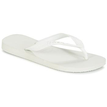 kengät Varvassandaalit Havaianas TOP White
