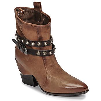 kengät Naiset Bootsit Airstep / A.S.98 TINGET Ruskea