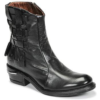 kengät Naiset Bootsit Airstep / A.S.98 IGNIX Musta