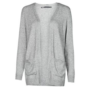 vaatteet Naiset Neuleet / Villatakit Only ONLLESLY Harmaa