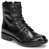 kengät Naiset Bootsit Mjus CAFE Musta