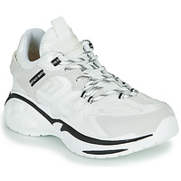 kengät Naiset Matalavartiset tennarit Buffalo MELLOW Valkoinen