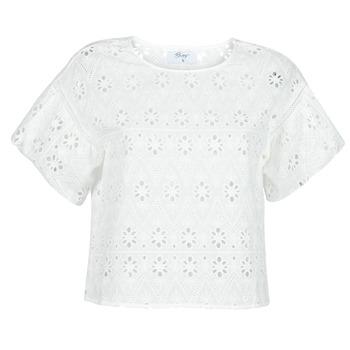 vaatteet Naiset Topit / Puserot Betty London OCHERIE Valkoinen