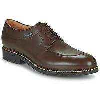 kengät Miehet Derby-kengät & Herrainkengät Christian Pellet Magellan Ruskea