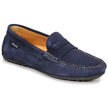 kengät Miehet Mokkasiinit Pellet Cador Sininen