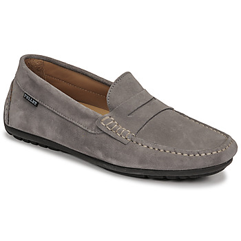 kengät Miehet Mokkasiinit Pellet Cador Harmaa