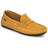 kengät Miehet Mokkasiinit Pellet Cador Keltainen