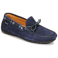 kengät Miehet Mokkasiinit Pellet Nere Sininen