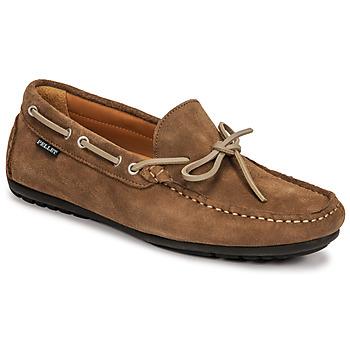 kengät Miehet Mokkasiinit Pellet Nere Taupe