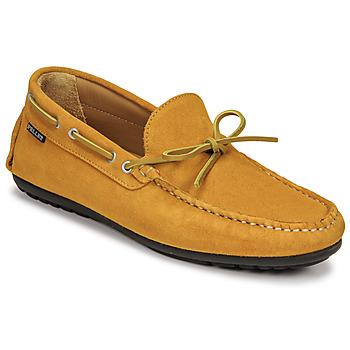 kengät Miehet Mokkasiinit Pellet Nere Keltainen