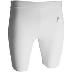 vaatteet Lapset Shortsit / Bermuda-shortsit Precision  White