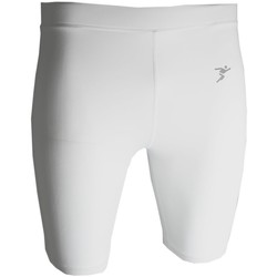 vaatteet Shortsit / Bermuda-shortsit Precision  White