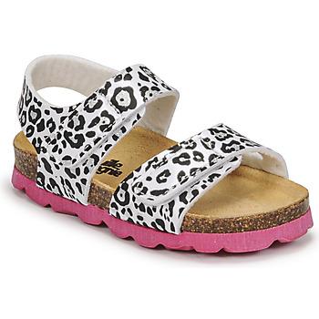 kengät Tytöt Sandaalit ja avokkaat Citrouille et Compagnie BELLI JOE Leopardi