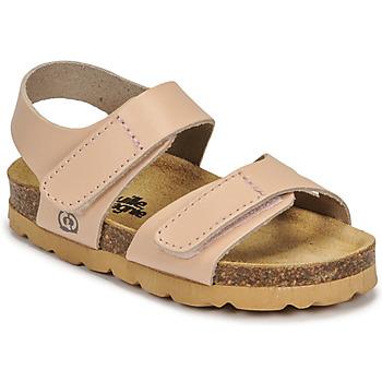 kengät Tytöt Sandaalit ja avokkaat Citrouille et Compagnie BELLI JOE Vaaleanpunainen