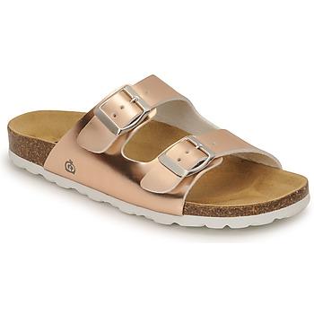 kengät Tytöt Sandaalit Citrouille et Compagnie MISTINGUETTE Pronssi