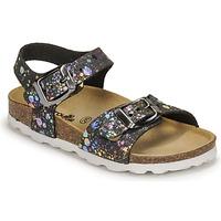 kengät Tytöt Sandaalit ja avokkaat Citrouille et Compagnie RELUNE Musta
