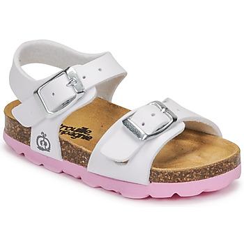 kengät Tytöt Sandaalit ja avokkaat Citrouille et Compagnie RELUNE Valkoinen