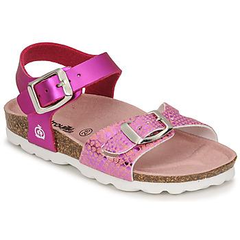kengät Tytöt Sandaalit ja avokkaat Citrouille et Compagnie RELUNE Vaaleanpunainen
