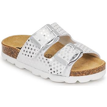 kengät Tytöt Sandaalit Citrouille et Compagnie MISTINGUETTE Valkoinen