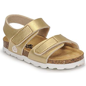 kengät Tytöt Sandaalit ja avokkaat Citrouille et Compagnie BELLI JOE Kulta