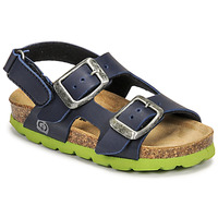 kengät Pojat Sandaalit ja avokkaat Citrouille et Compagnie KELATU Laivastonsininen