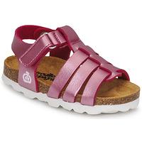kengät Tytöt Sandaalit ja avokkaat Citrouille et Compagnie MALIA Vaaleanpunainen
