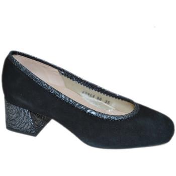 kengät Naiset Korkokengät Calzaturificio Loren LO60864ne nero