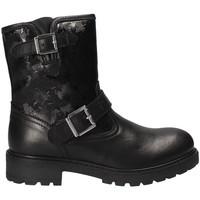 kengät Lapset Bootsit NeroGiardini A830780F Musta
