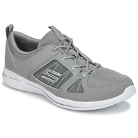kengät Naiset Fitness / Training Skechers CITY PRO - WITHOUT A CARE Harmaa