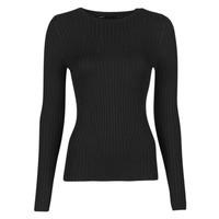 vaatteet Naiset Neulepusero Only ONLNATALIA Musta