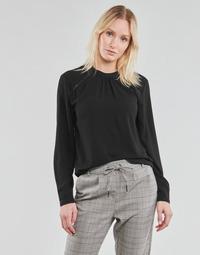 vaatteet Naiset Topit / Puserot Only ONLNEW MALLORY Musta