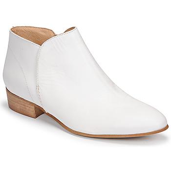 kengät Naiset Bootsit JB Martin AGNES Valkoinen