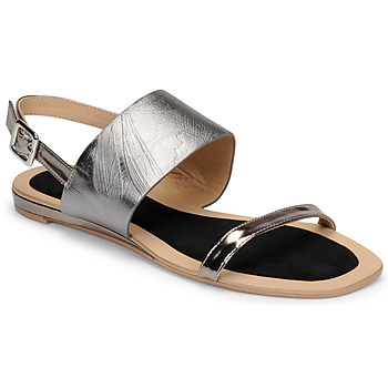kengät Naiset Sandaalit ja avokkaat JB Martin AVERY Acier