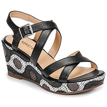 kengät Naiset Sandaalit ja avokkaat JB Martin DARELO E19 Black